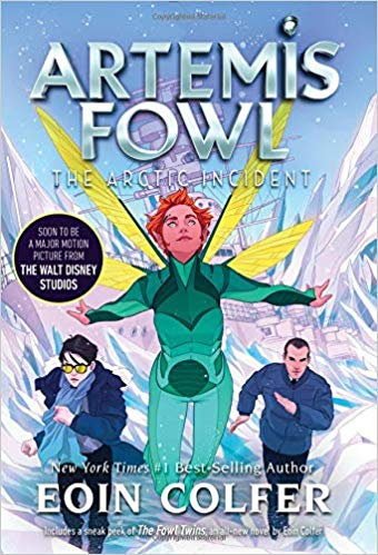 The Arctic Incident- Artemis Fowl, Book 2