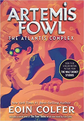 The Atlantis Complex- Artemis Fowl, Book 7