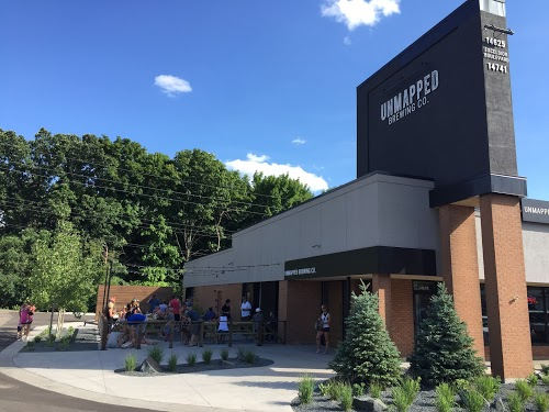 Unmapped Brewing Building