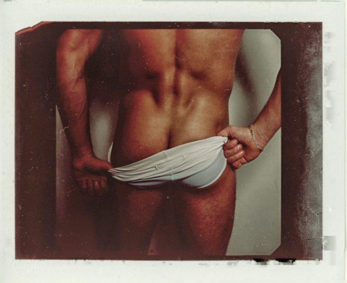 Male Model Anatoly Goncharov Ass