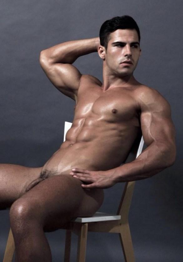 Roman Dawidoff nude