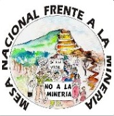Mesa Nacional Frente a la Minería
