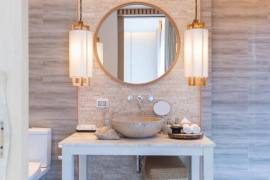 Types of Bathroom Lighting