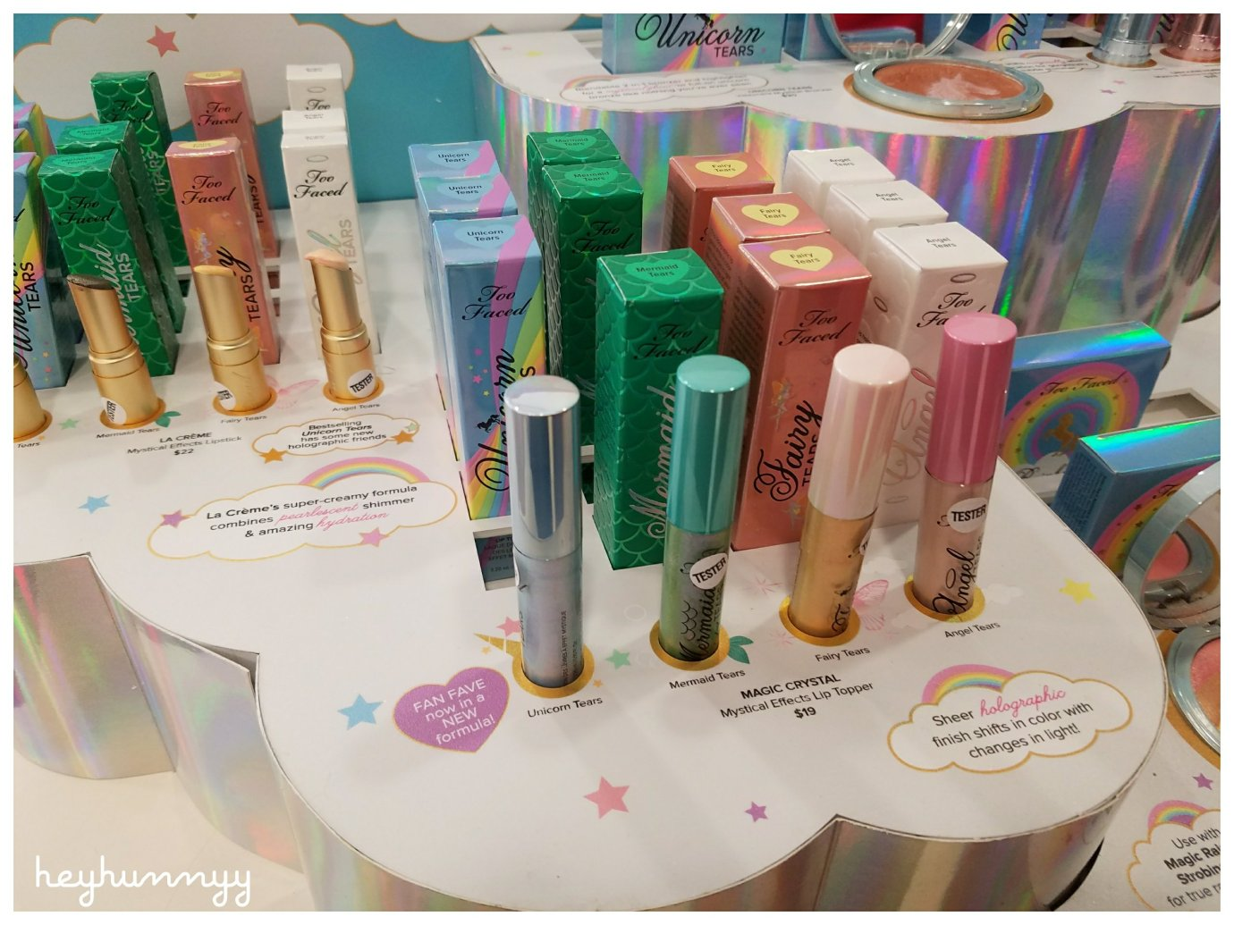 ::Too Faced:: Life's A Festival Unicorn Palooza!