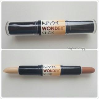 ::REVIEW:: NYX Wonder Stick! heyhunnyy