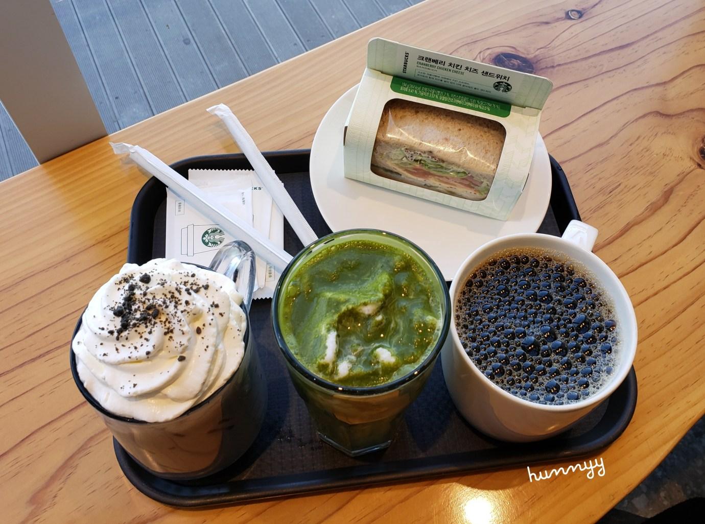 Hunnyy Jeju Starbucks Cafe