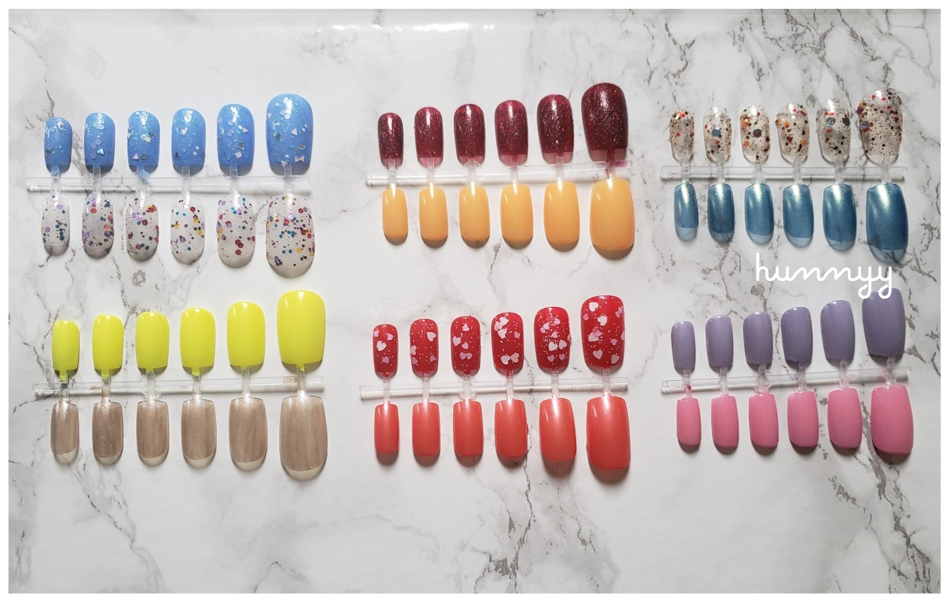 ::NAILS:: So Many Designs & Colors!!