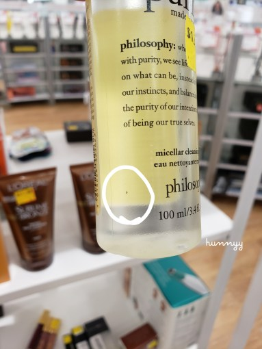 ::Disgusting:: WTF IS INSIDE THIS BOTTLE OF PHILOSOPHY?!