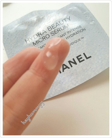 ::REVIEW:: Chanel - Hydra Beauty Micro Serum! hunnyy