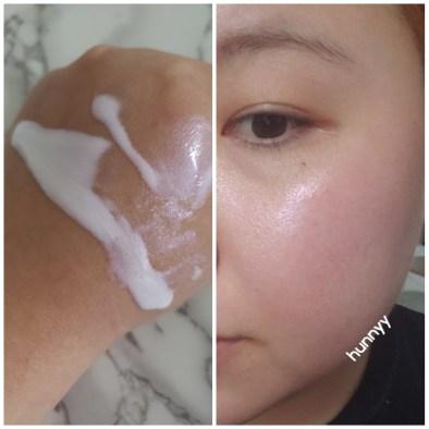 This is the Face Shop Velvet Skin Primer!