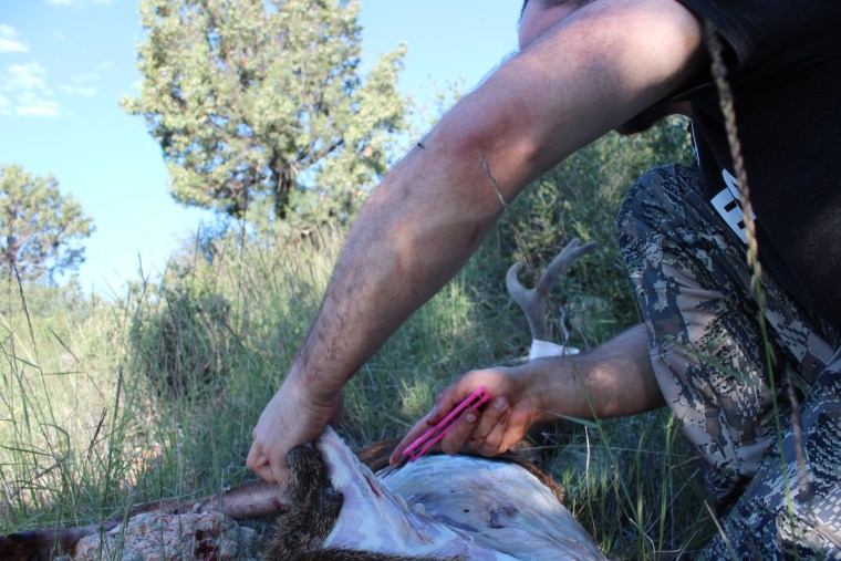 Who makes the best skinning knife?