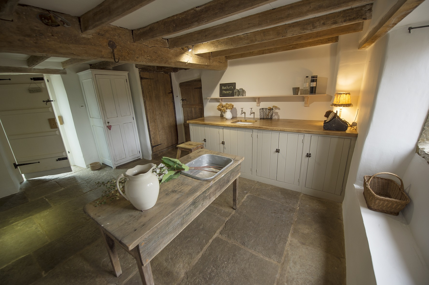 Boot rooms  sculleries  Hunt Bespoke Kitchens  Interiors
