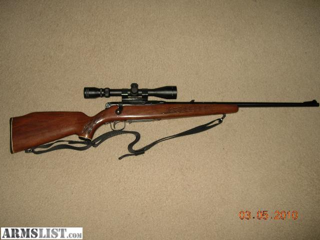 Savage 222 Rifle  Hunting