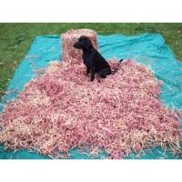 Red Cedar Ribbon Bedding - Cedar Dog Bedding - HuntEmUp