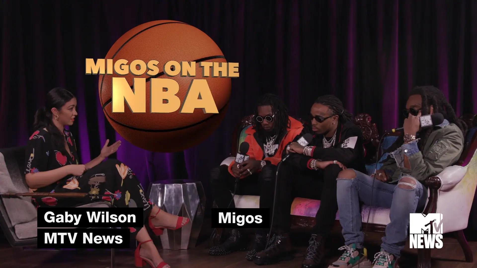 migos on basketball mtv news