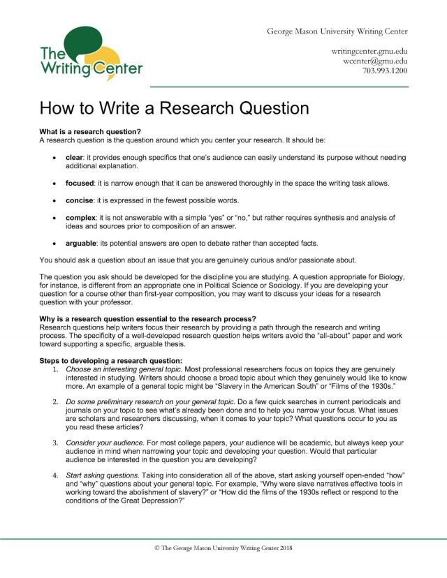 Need Help To Write A Research Paper; Need help to write a research