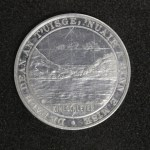 'Aluminium Manufactured at Kinlochleven' Medal