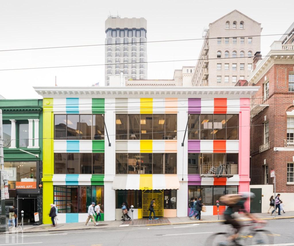 The Color Factory San Francisco Architecture