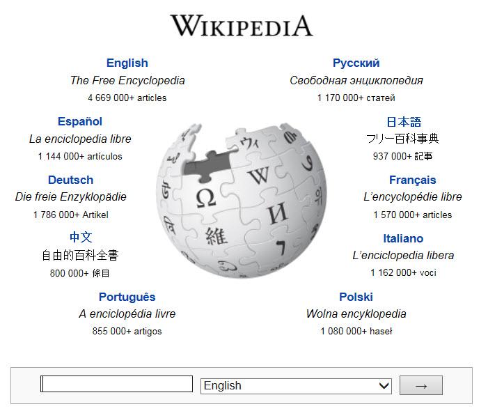 WikipediaWorld