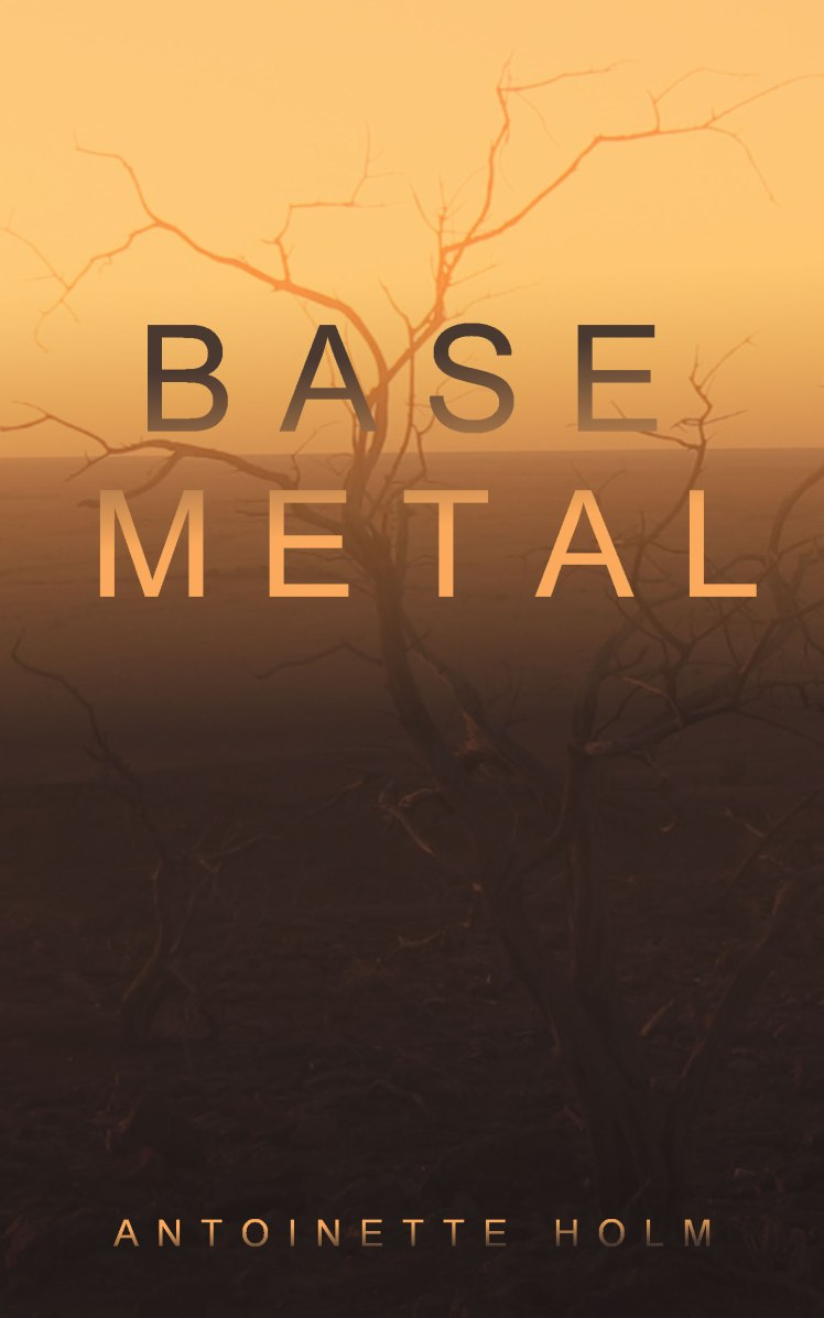 Base Metal by Antoinette Holm