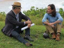 Gionni Di Gravio and Neil Oliver