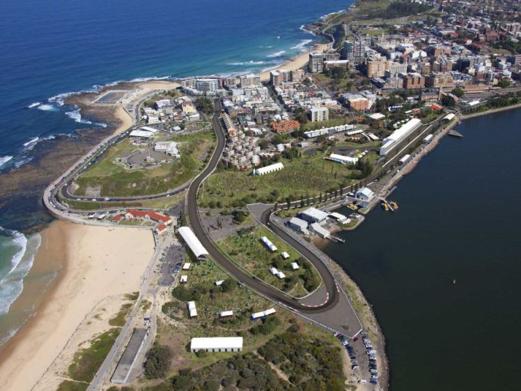 Newcastle Supercars Circuit (Source: http://www.abc.net.au/news/2016-12-13/newcastle-supercars-circuit/8116450)