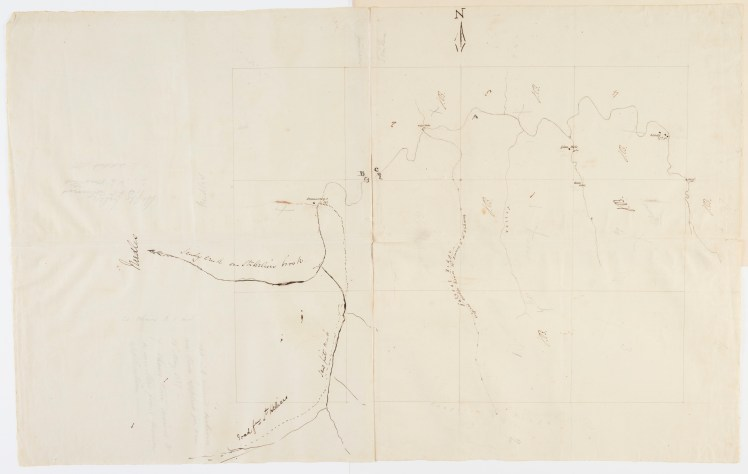 Ravensworth boundary map Dumaresq v Bowman