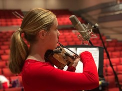 Violin – Amanda Hovenden playing 200-year old Italian violin made by Joseph Dall'Aglio for Victoria Theatre 3D Reconstruction Project