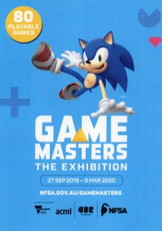 Game Masters: The Exhibition