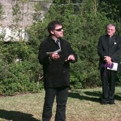 Gionni Di Gravio delivered a personal reminiscence
