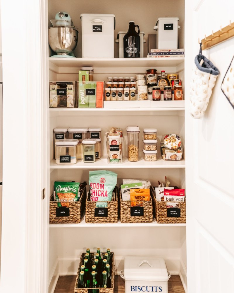 KITCHEN ORGANIZATION | NEAT METHOD + THE CONTAINER STORE