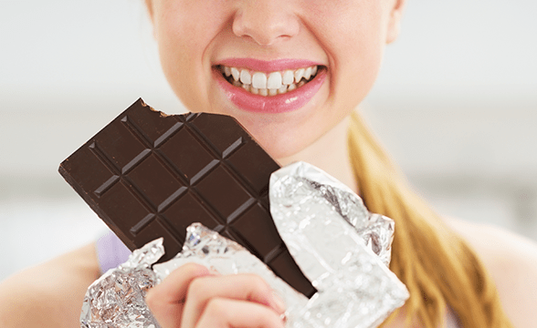 Chocolate can you help raise your SAT score