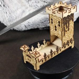 Royal Guard Dice Tower