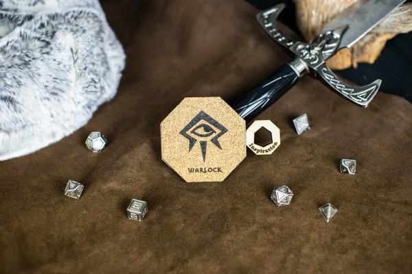 Warlock Inspiration Coaster