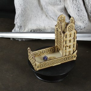 Dwarven Dice Tower