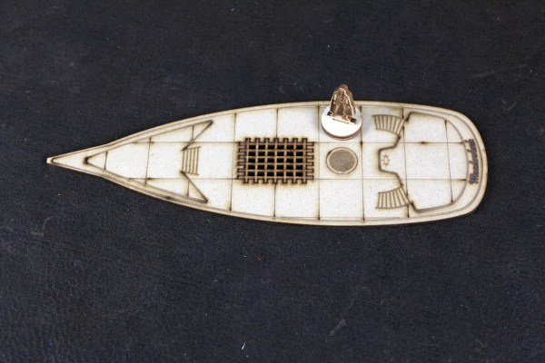 Meadowlark Battle Map Boat