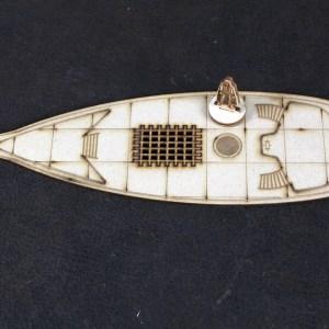 The Meadowlark - Battle Map Boat