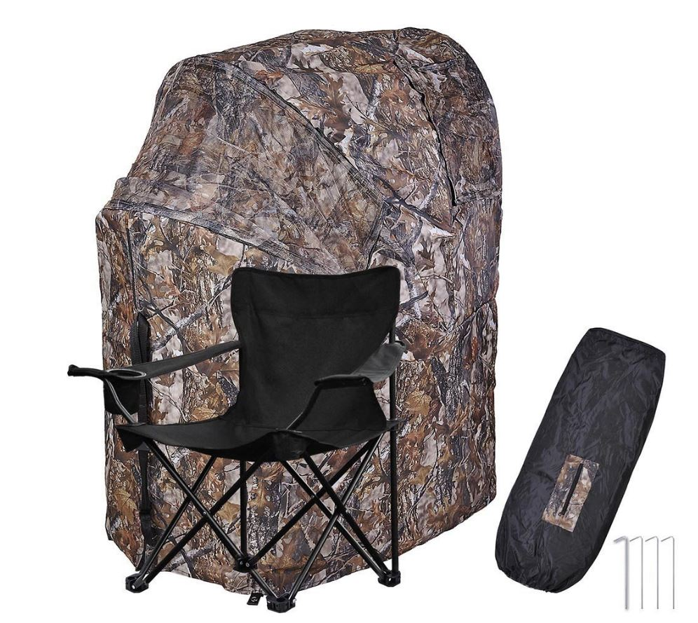 Best Hunting Blind Chairs  Adjustable and Swivel