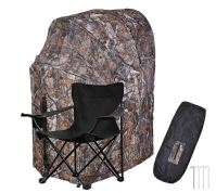 Best Hunting Blind Chairs | Adjustable and Swivel ...