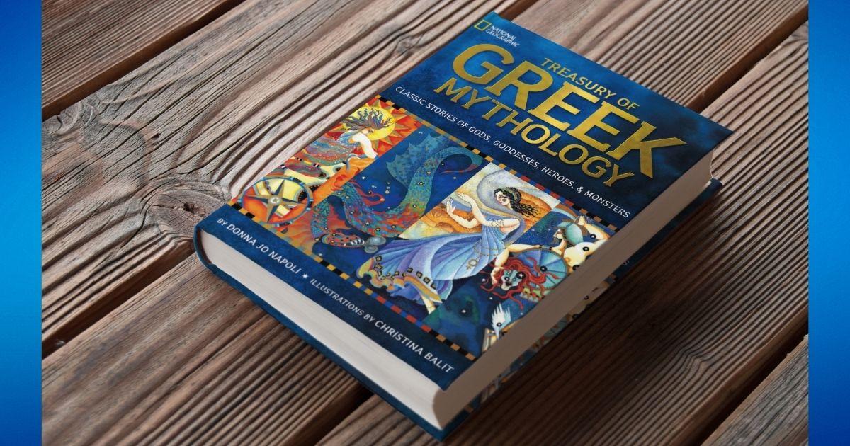 HuntersWoods PH | Books | Greek Mythology