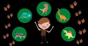 HuntersWoodsPH Montessori Natural History Dinosaurs