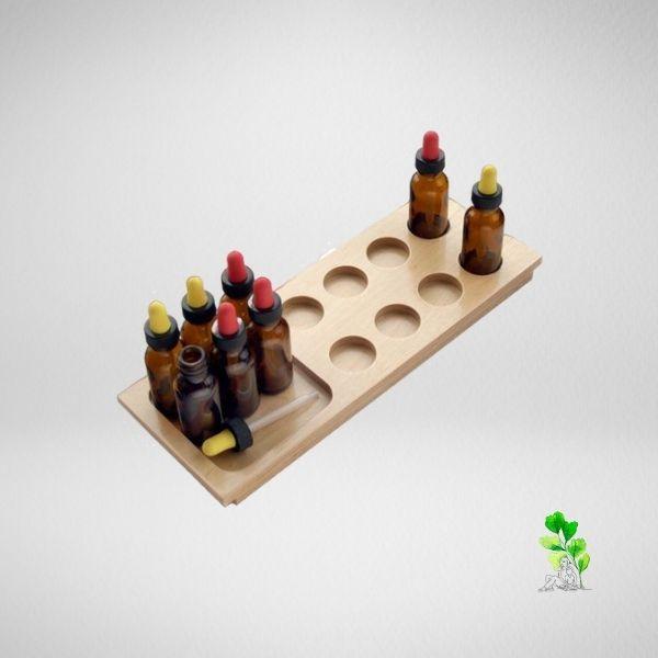 HuntersWoodsPH Checklist Sensorial Montessori Materials Toddler Preschool Tasting Box