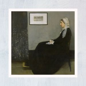 HuntersWoodsPH Montessori Culture Art Paintings James McNeill Whistler Mother