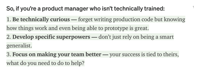 Ode to a Non-Technical Product Manager (Revisited)