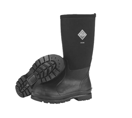 Muck Chore Classic Men's Rubber Work Boots