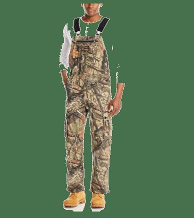 Walls Men's Hunting Non-Insulated Bib Overall