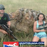 Huntiguana.com Record Harvesting Hunt.