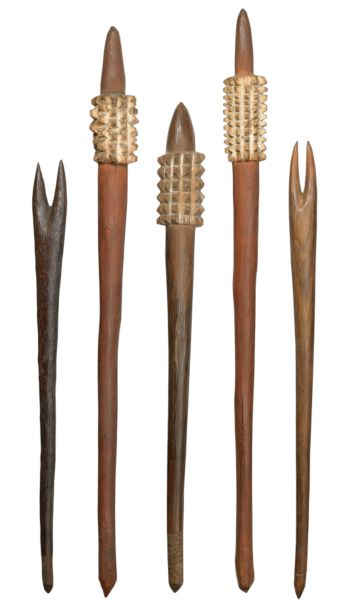 Tropical Weapons  Aboriginal Hunting  Weapons