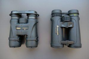 Nikon Monarch 5 8×42 VS Vanguard Endeavor ED II 8×42