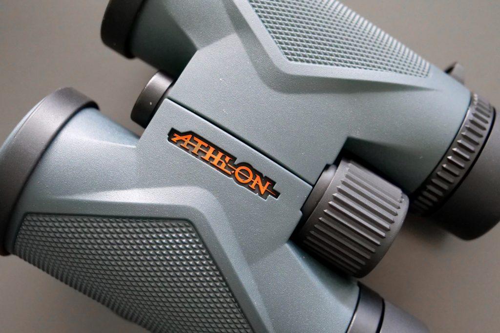 Athlon Midas 8x42 Central Wheel